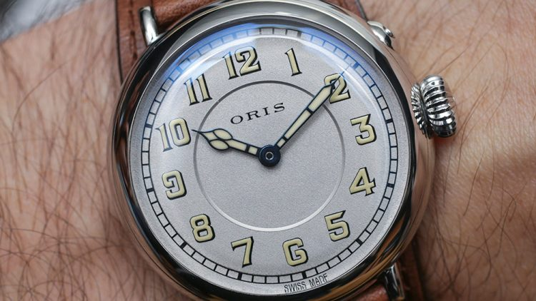 Oris Big Crown 1917 Limited Edition Watch Hands-On Replica For Sale