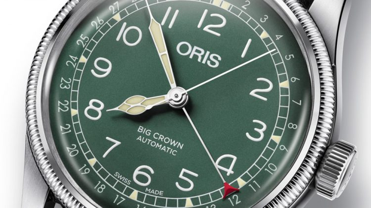 Oris Big Crown D.26 286 HB-RAG Watch Low Price Replica