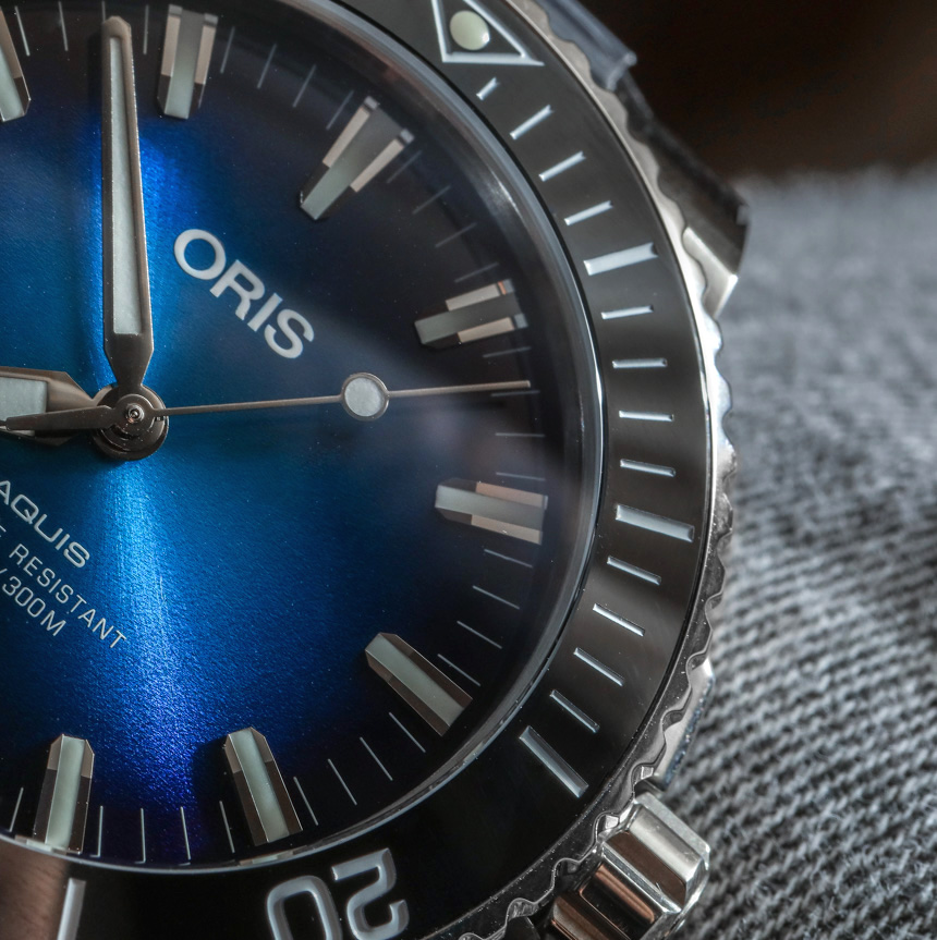 Oris Aquis Clipperton Limited Edition Watch Hands-On Swiss ...