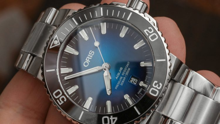 Oris Aquis Clipperton Limited Edition Watch Hands-On Swiss Movement Replica Watches