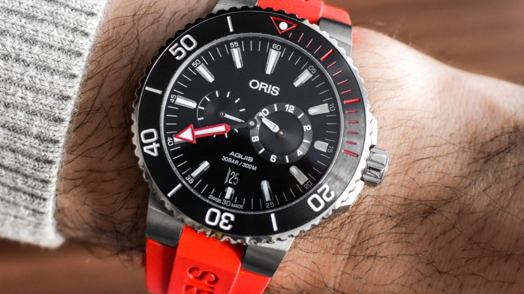 Oris Regulateur 'Der Meistertaucher' Watch Review Grade 1 Replica Watches