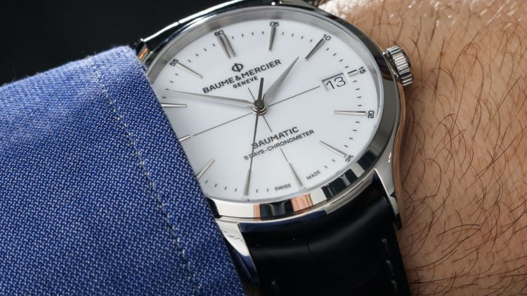 Swiss Movement Replica Watches How To Buy Baume & Mercier Clifton Baumatic 5 Days Watch Hands-On & Why This New Mechanical Movement Matters