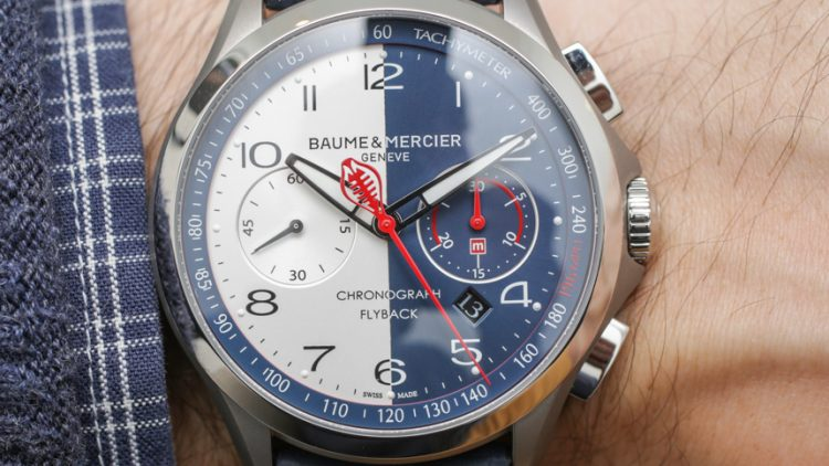 Grade 1 Replica Watches Who Makes The Best Baume & Mercier Clifton Club Shelby Cobra Daytona Coupe Watches For 2017 Hands-On
