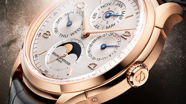 Replica Watches Young Professional Review Of Baume & Mercier Clifton Perpetual Calendar Watch