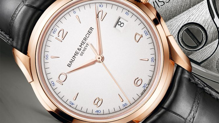 Replica Watches Buy Online We Buy Baume & Mercier Clifton Manual 1830 Watch