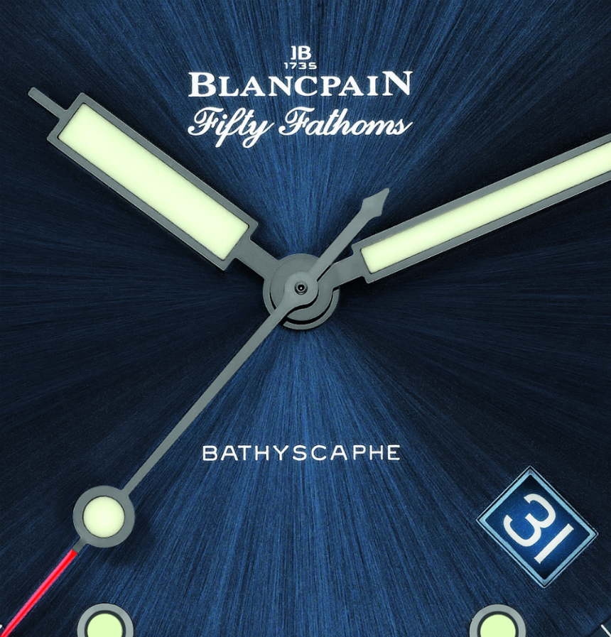 Blancpain Fifty Fathoms Bathyscaphe Watch In Gray Plasma Ceramic Watch Releases