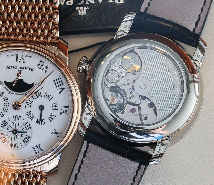 Blancpain Villeret Quantieme Perpetuel 8 Jours Watch Hands-On Hands-On