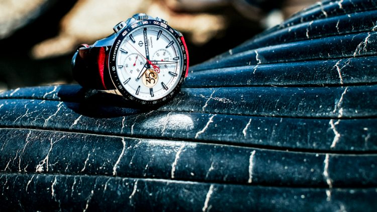 Grade 1 Replica Watches Top 10 Wheels & Waves California Debuts Baume & Mercier Clifton Club Burt Munro Limited Edition Watch