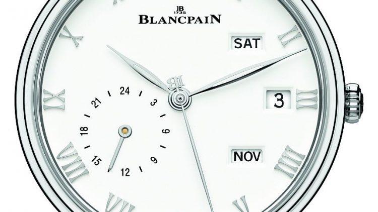 Perfect Clone Online Shopping Blancpain Villeret Quantième Annuel GMT Watch