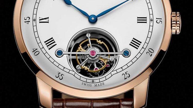 Eta Movement Replica Watches Geo.Graham Tourbillon Watch Is Simple And Nice