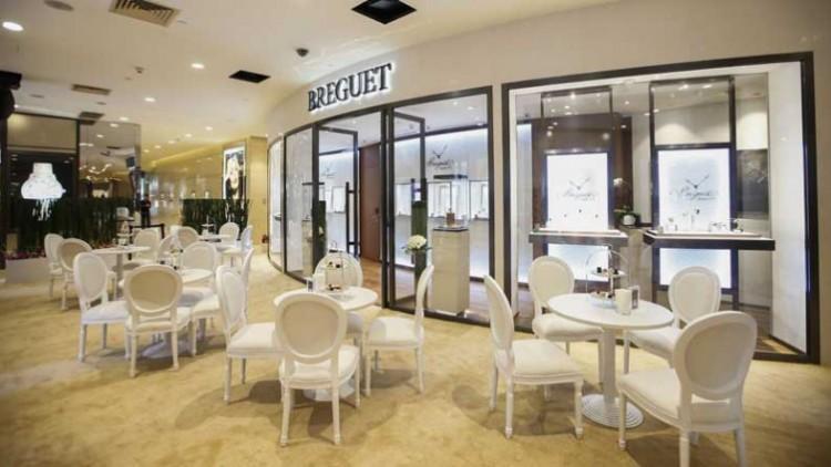 New boutique Breguet Replica Watches Share