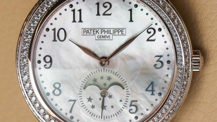 Patek Philippe Complications Replica Diamond Ribbon Ladies Watch 4968r-001 Hands-On
