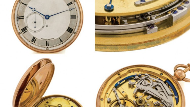 Cheap Replica Breguet The Museum buys two watches and historic letters