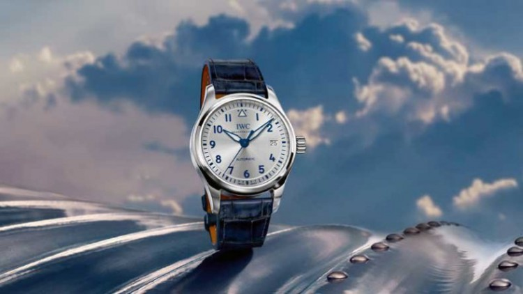 2016 IWC Pilot's Automatic 36mm Steel Case Replica Watches