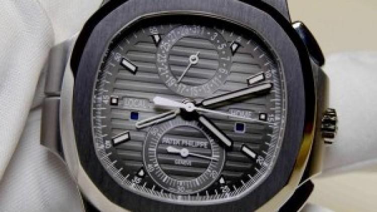 Swiss Replica Patek Philippe Nautilus Ref. 5990 / 1A Watch
