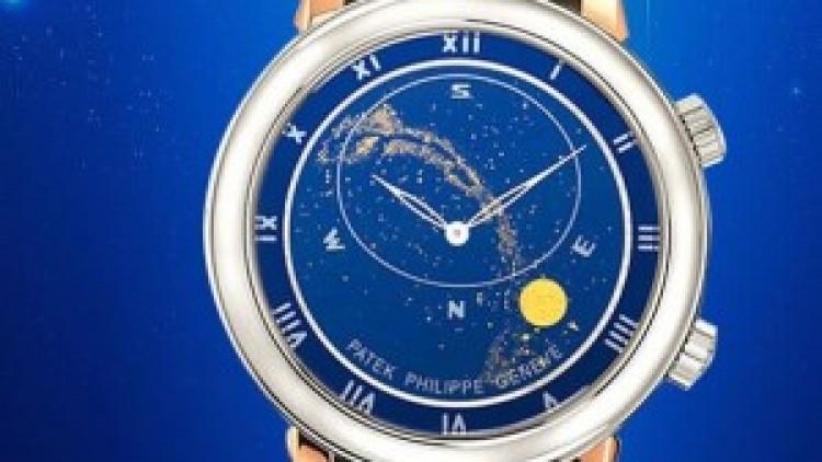 Patek Philippe Sky Moon Celestial 5102pr Replica watch
