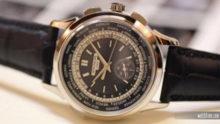 Swiss cheap Patek Philippe complications mens watch replica ref.5930G-001