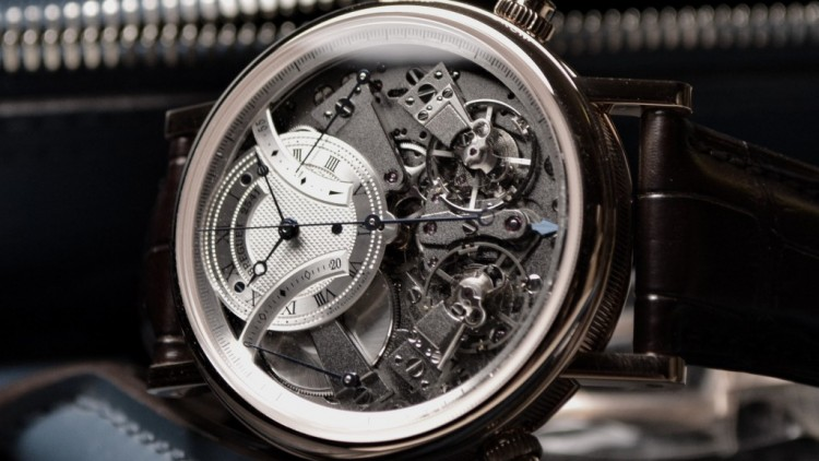 High Frequency Fascination Breguet Tradition Chronograph Replica Watch