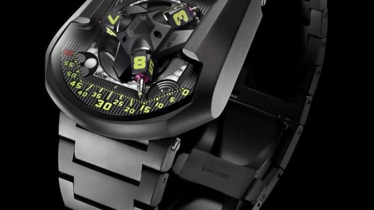 Steel Bracelet Urwerk UR-202S Watch Replica Online Sale