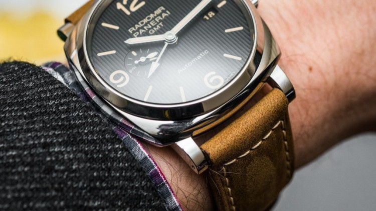 Best Panerai Radiomir 1940 10 Days GMT Automatic 'Oro Rosso' Replica Watch