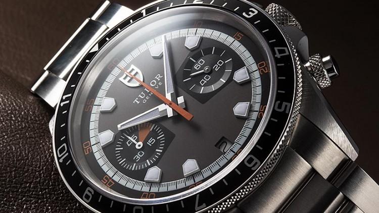 Best Quality Tudor Heritage Chrono Replica Watch ref. 70330N