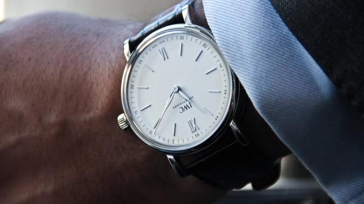 Best IWC Portofino Hand-Wound Pure Classic Replica Watch