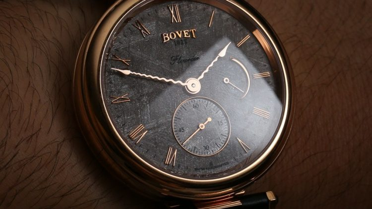 Cheap Wholesale Bovet Amadeo Fleurier 43 Meteorite Watch Review Replica Expensive