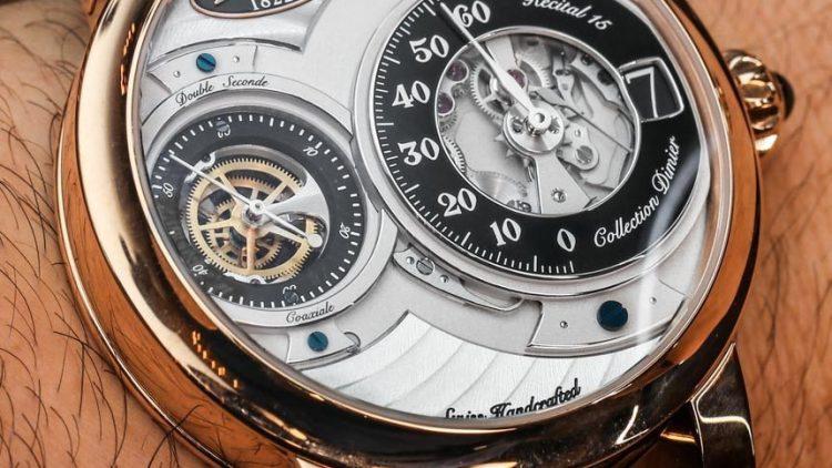 Discount Bovet Recital 15 Watch Hands-On Replica Clearance