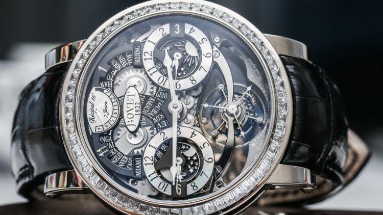 Top Grade Bovet Recital 16 Triple Time Zone Tourbillon Watch Hands-On Replica Expensive