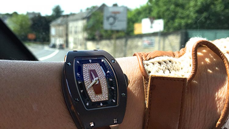 Best Quality Richard Mille – Rallye des Princesses Low Price Replica