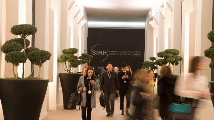 Guide To Buying A SIHH 2018 – The Salon International de la Haute Horlogerie continues to grow Replica Watches Free Shipping