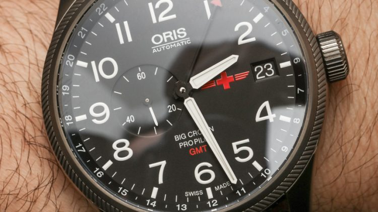 Oris GMT Rega Limited Edition Watch Hands-On Japanese Movement Replica