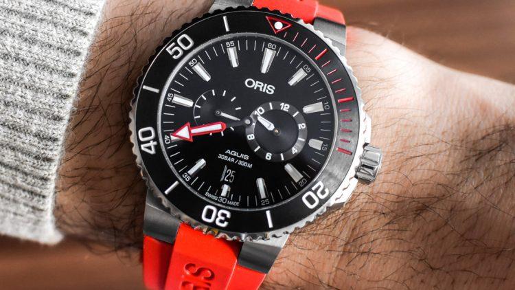 Oris Regulateur 'Der Meistertaucher' Watch Review Grade 1 Replica Watches