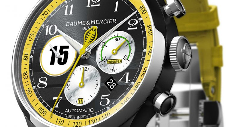 Replica Expensive High End Baume & Mercier 'Legendary Driver' Capeland Shelby Cobra Limited Edition Watches