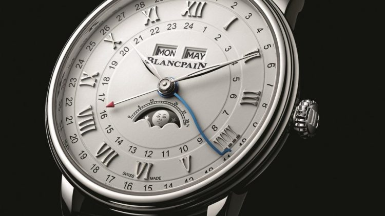Replica Buyers Guide Blancpain Villeret Quantième Complet GMT Watch