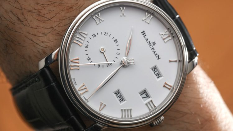 Replica At Lowest Price Blancpain Villeret Quantieme Annuel GMT Watch Hands-On