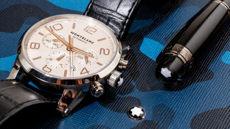 Montblanc Timewalker Replica Chronograph 101549 Watch