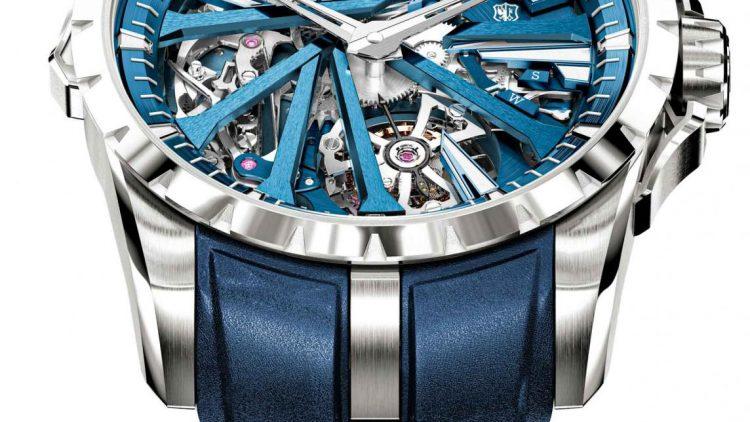 WATCH RELEASES Roger Dubuis Excalibur Diabolus In Machina Unique Replica Watches